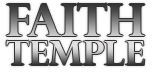 Faith Temple Logo